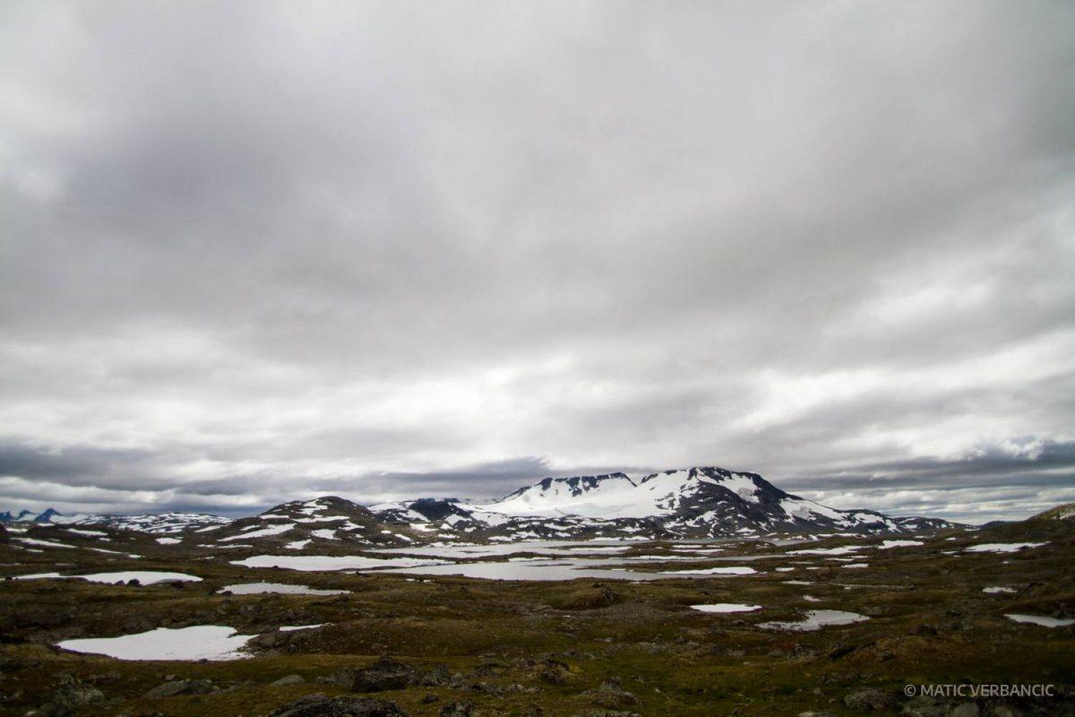 Mysterious landscape